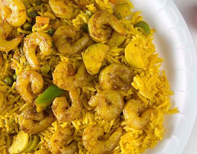 Saudi foods .