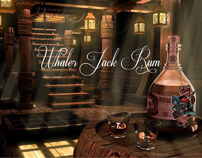 Whaler Jack rum project