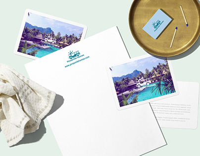 Pinasmile Homes Brand Identity and Website