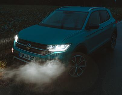 Volkswagen | Social Media Shooting | Rainy Day
