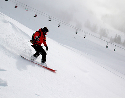 Thomas Salzano: Snowboarding Equipment