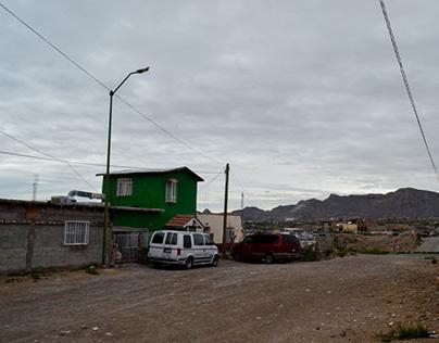 a day in ciudad juárez / 3.8.20