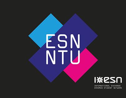ESN NTU branding