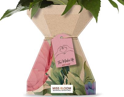 Miss Bloom / Branding & packaging design