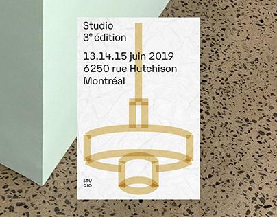 Studio 3e édition - Posters