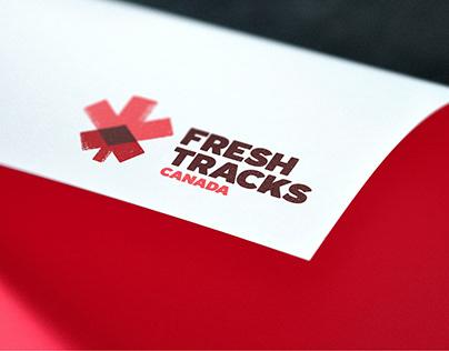 Fresh Tracks Canada, Identity, Brand Guidelines.