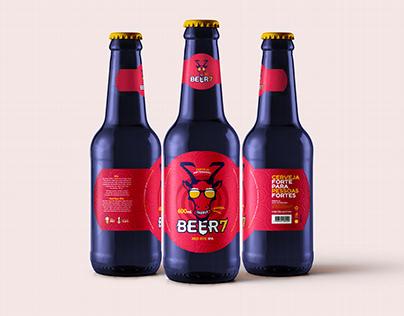 Rótulo Beer 7
