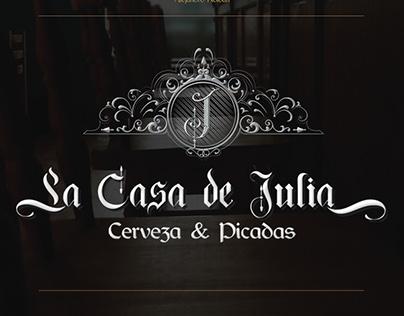 La casa de Julia. Dirección Artistica