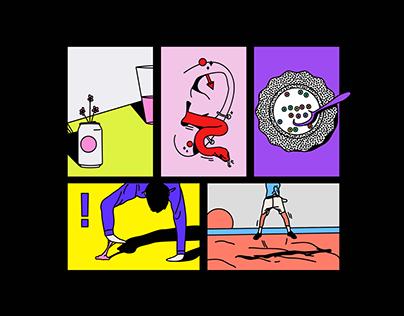 illustration/day