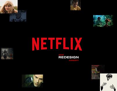 Netflix - New Website 2020