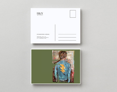 H & N Art Agency Postcards Collection