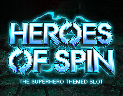 Heroes Of Spin - Superhero Themed Slot