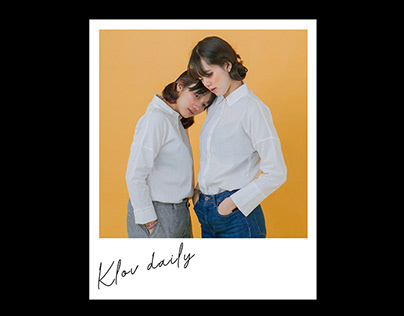 Klov daily Lookbook vol.02