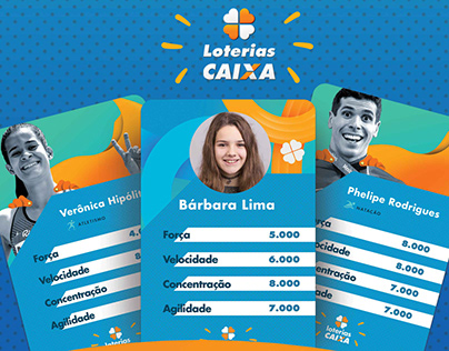 Circuito Talentos Brasil - Loterias Caixa