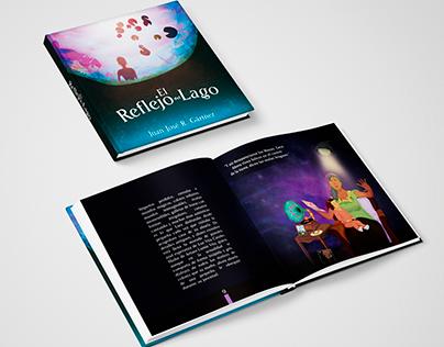 Proyecto de Grado, Álbum Ilustrado El Reflejo del Lago