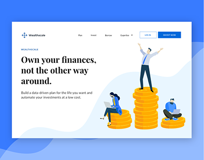 Financial Roboadvisor - Wealth Management