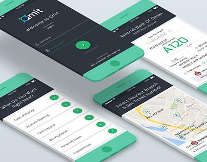 Quemit Customer App