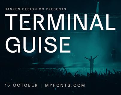 Terminal Guise — Free Font