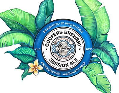 Coopers Session Ale Campaign: It's a Bit TropicALE