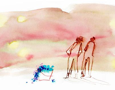 Pian dell'Orino / Illustrations