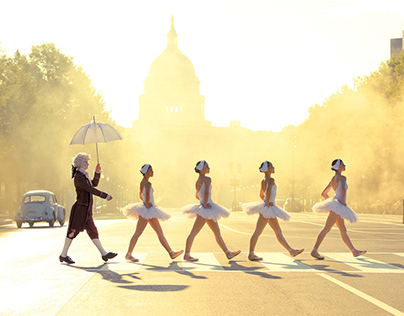 Ode to The Beatles' Abbey Road by Cade Martin