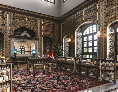 Al-Azem Palace_Documentation