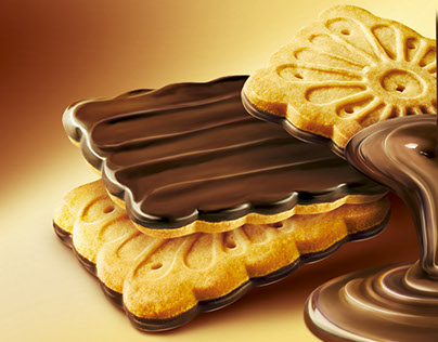 Biscuit retouching