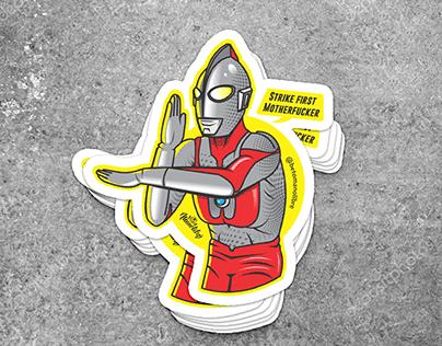 Ultraman Strike First