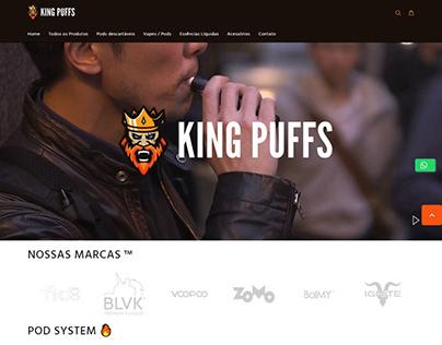 King Puffs - Portfolio OnLife