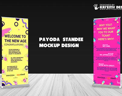 Payoda Standee Design 2