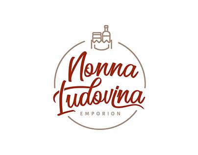 Nonna Ludovina | Identidade Visual