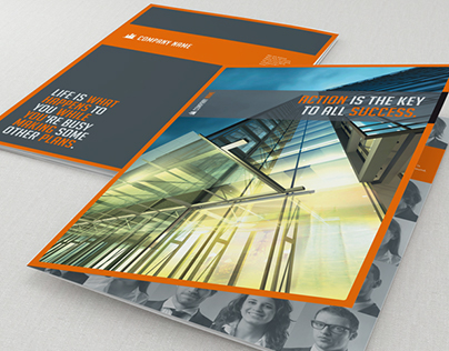 BUSINESS TRI-FOLD PRICING BROCHURE
