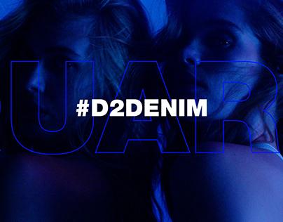 DSQUARED - D2 Denim Collection