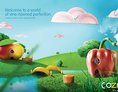 Cozmo Corporate Campaign