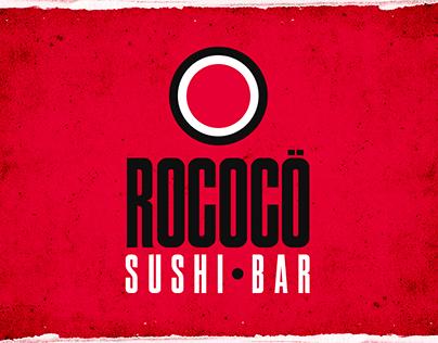 Rococö • Sushi Bar   Branding