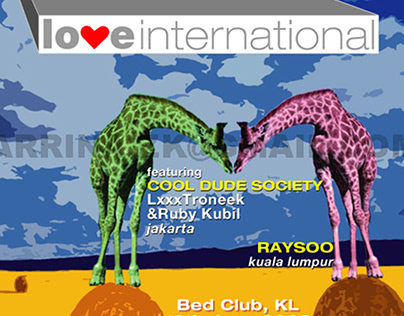 Fliers - Love International