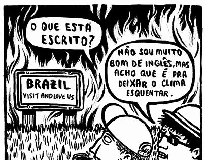 Editorial | Cartum - Revista Piauí - out/19