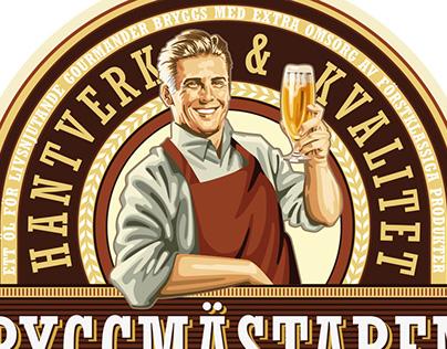 Brewmaster Beerlabel