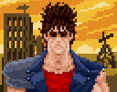 PixelArt Vol. VI – Hokuto No Ken