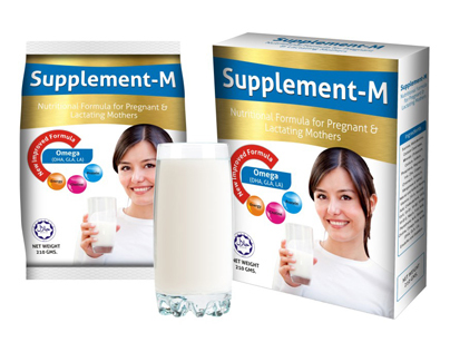 Pregnancy Nutritional Supplement Rebranding