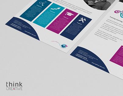 Optimus Seventh Generation - Flyer & Folder Design