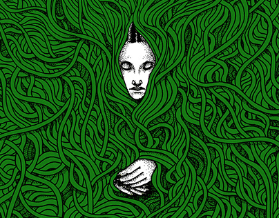 Bölzer - Chlorophyllia Single Cover Art