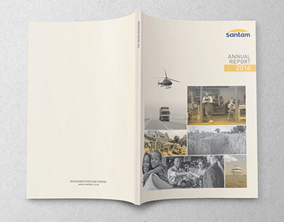 Santam Annual Report 2016