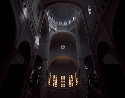 Lighting: Cathedral