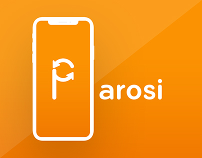 Parosi App Design (Uni Project)