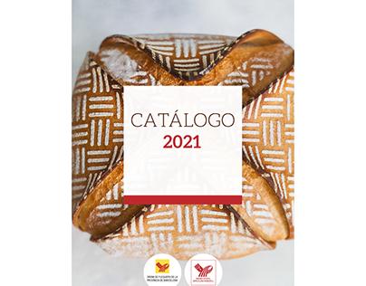 Editorial Catalogo informativo