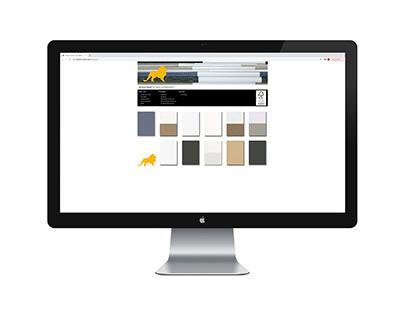 websoite for Hanisch GmbH
