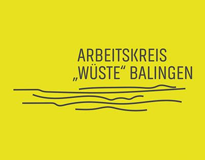 """Arbeitskreis """"Wüste"""" Balingen Branding"""
