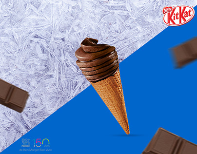 KitKat Social Media Designs