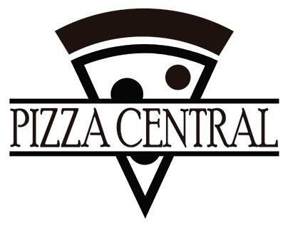logo pizza central
